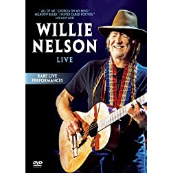Nelson, Willie - Live
