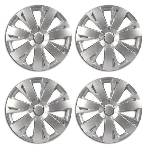 Radkappen ENERGY silber 15 Zoll passend für Fiat 500, Bravo, Brava, Doblo, Grande Punto, Evo, Idea, Linea