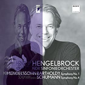 Mendelssohn-Bartholdy: Sinfonie Nr. 1/Schumann: Sinfonie Nr. 4