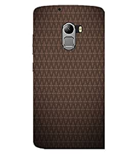 LENOVO K4 NOTE PATTERN Back Cover by PRINTSWAG