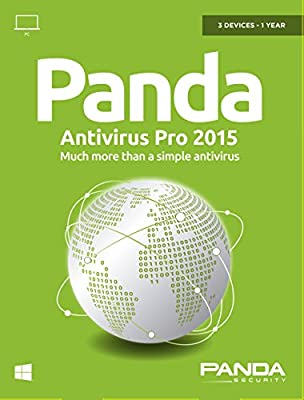 Panda Antivirus Pro 2015 - 3 PCs [Download]