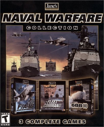 Jane's Naval Warfare Collection (688(i), Fleet Command, F/A-18)