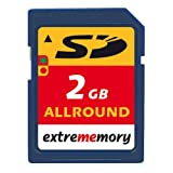 "Extrememory Allround 2GB SD-Karte (60x Speed)von ""Extrememory"""