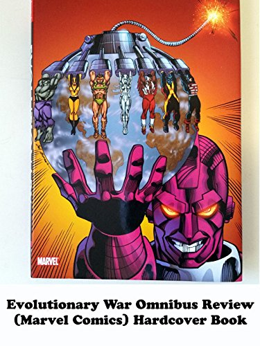 Evolutionary War Omnibus Book Review (Marvel Comics) Hardcover