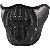 ZANheadgear Neoprene Half Mask Reversible Pain