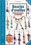Boucles d'oreilles : Perles de crista...