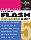 img - for Flash 5 Advanced for Windows and Macintosh Visual QuickPro Guide (With CD-ROM) book / textbook / text book