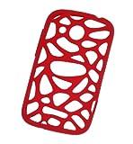 HTC Desire C - Silikonhülle - Rot