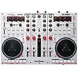 Vestax DJコントローラー VCI-400DJ Serato DJ付属 ミキサー内蔵 4チャンネル