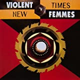 Violent Femmes - New Times - Decal