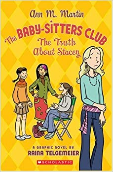 Raina telgemeier babysitters club books