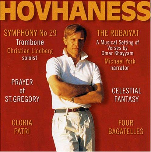 29 - Hovhaness: Symphony No. 29; The Rubaiyat - Zortam Music