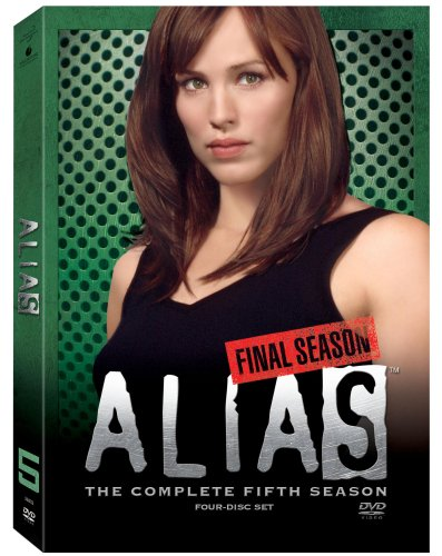 Alias – Complete Season 5 [DVD] [2002]