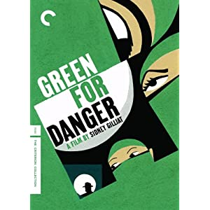 Green for Danger (The Criterion Collection) movie