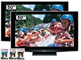 "Panasonic Viera TH-50PZ850U 50"" 1080p Plasma TV"