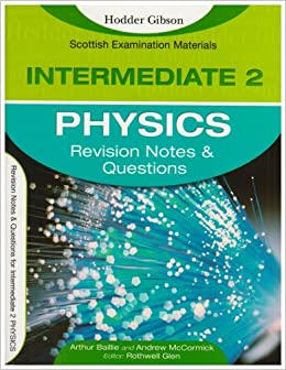 Higher physics revision notes
