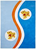 Mavis Beybis, alfombra niños, 120 x 180 cm, Azul (Blau)