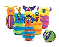 Melissa & Doug Monster Plush Bowling…