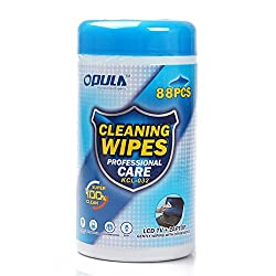 SCREEN CLEANING WIPES-BEST CLEANER FOR YOUR LAPTOP, LCD-LED TV, TABLET SCREENS