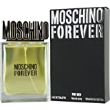 Moschino forever Eau De Toilette Spray for Him 100ml