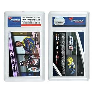 Dale Earnhardt, Jr. Autographed 2010 Press Pass Stealth Dual #67 Card - Memories -... by Sports Memorabilia