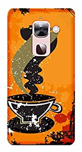 TrilMil Printed Designer Mobile Case Back Cover For LeEco Le Max 2