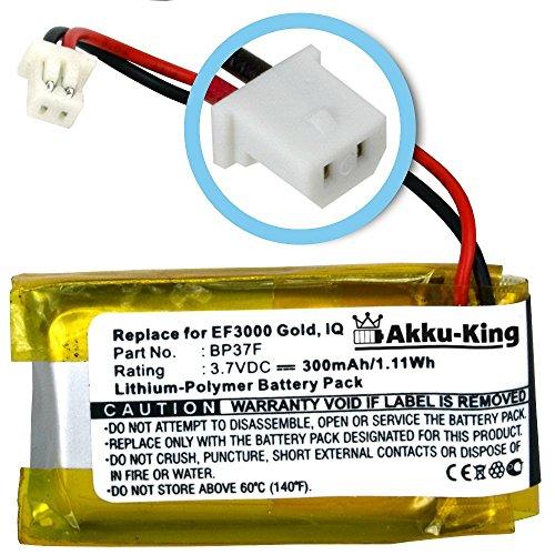 batteria-dogtra-ef3000-gold-iq-li-polymer-300-mah
