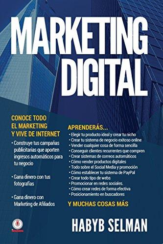 Marketing Digital  [Selman, Habyb] (Tapa Blanda)