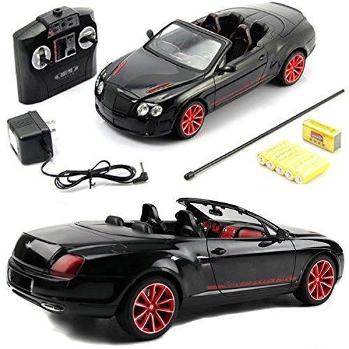 Radio Remote Control Model Car 1/14 Bentley Continental