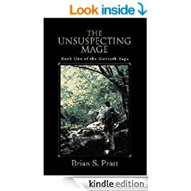 The Unsuspecting Mage (The Morcyth Saga)