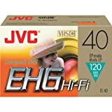 JVC High-Grade VHS-C Videocassette - Single