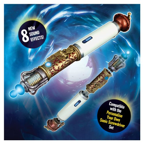 Character Options Doctor Who Trans-temporal Sonic Screwdriver (5+)