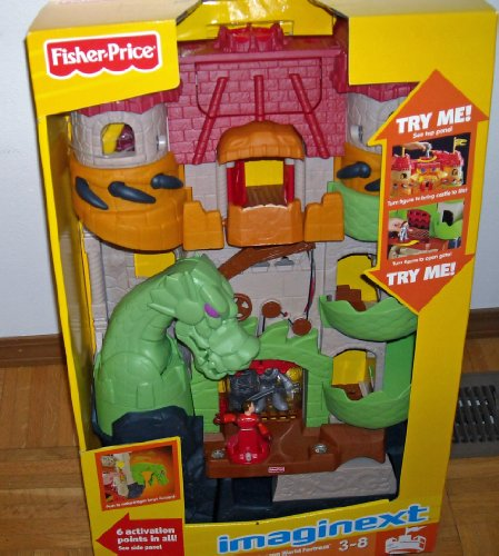 Fisher Price Castle Imaginext