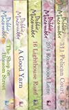 Debbi Macomber Debbie Macomber: 5 book pack set: The Shop on Blossom Street, A Good Yarn, 16 Lighthouse Road, 204 Rosewood Lane, 311 Pelican Court rrp £34.95
