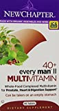 New Chapter Every Man II Multivitamin, 48 Tablets