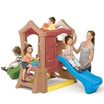 Big Sale Best Cheap Deals Step2 Play Up Double Slide Climber