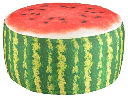 Fun-Obst-oder-Baumstamm-Design-Outdoor-Sitzwrfel-wasserabweisend-Garten-Sitz-58-cm-x-325-cm-4-Designs-Watermelon