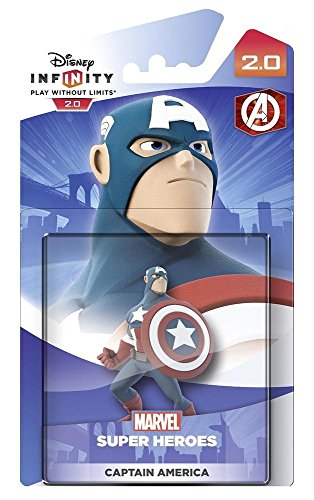 Disney Infinity 2.0 - Figura Captain America
