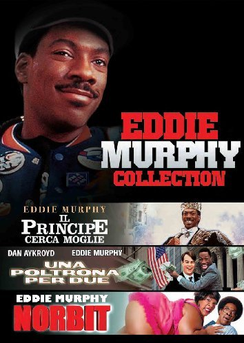 Eddie Murphy collection [3 DVDs] [IT Import]