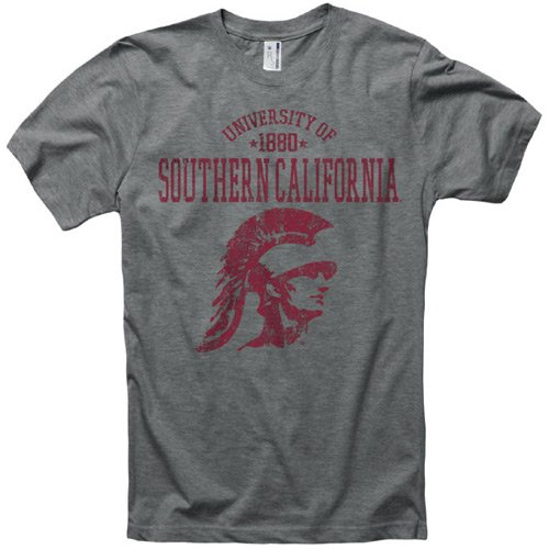 USC Trojans University Of Southern California Vintage T-Shirt L