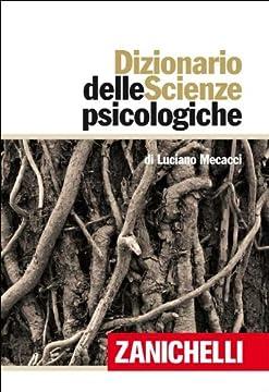 Cover Dizionario delle scienze psicologiche