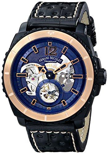 Armand Nicolet Watch S619N-BU-P760NR4