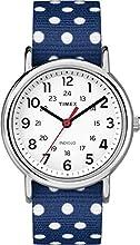 Timex Analog White Dial Women's Watch - TW2P660006S