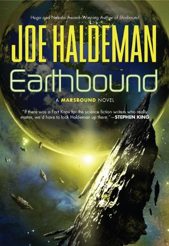 Earthbound (A Marsbound Novel)