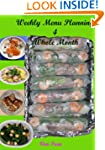 Weekly Menu Planning 4 Whole Month