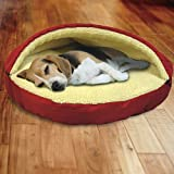 Deluxe Pet Parade Pet Cave Dog Bed