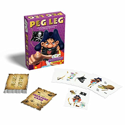 Peg Leg Card Game