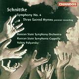 Schnittke : Symphonie n° 4, Trois hymnes sacrés