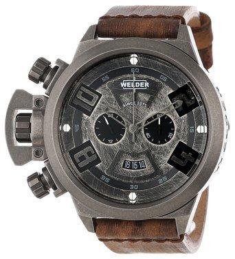 ウェルダー Welder Unisex 3600 K24 Oversize Watch 男性 メンズ 腕時計 【並行輸入品】
