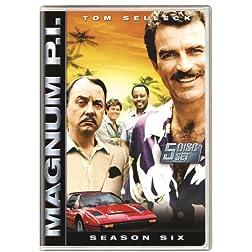 Magnum P.I.: Season 6